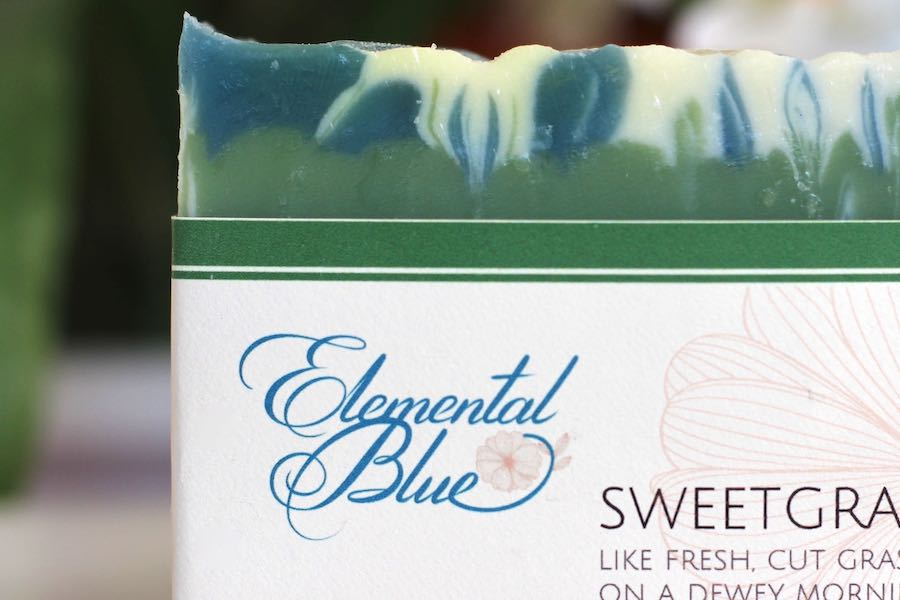 The Elemental Blue logo