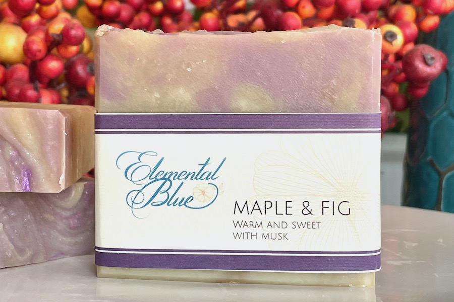 Musk-scented soap